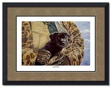 Labrador Retriever Gifts: Black Lab Art Prints, Posters ...