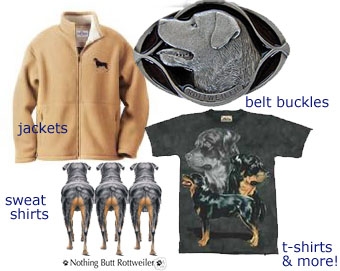 Rottweiler clothing