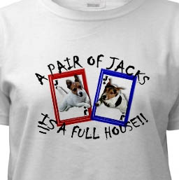 Best Jack Russell Dad Ever Shirt 75